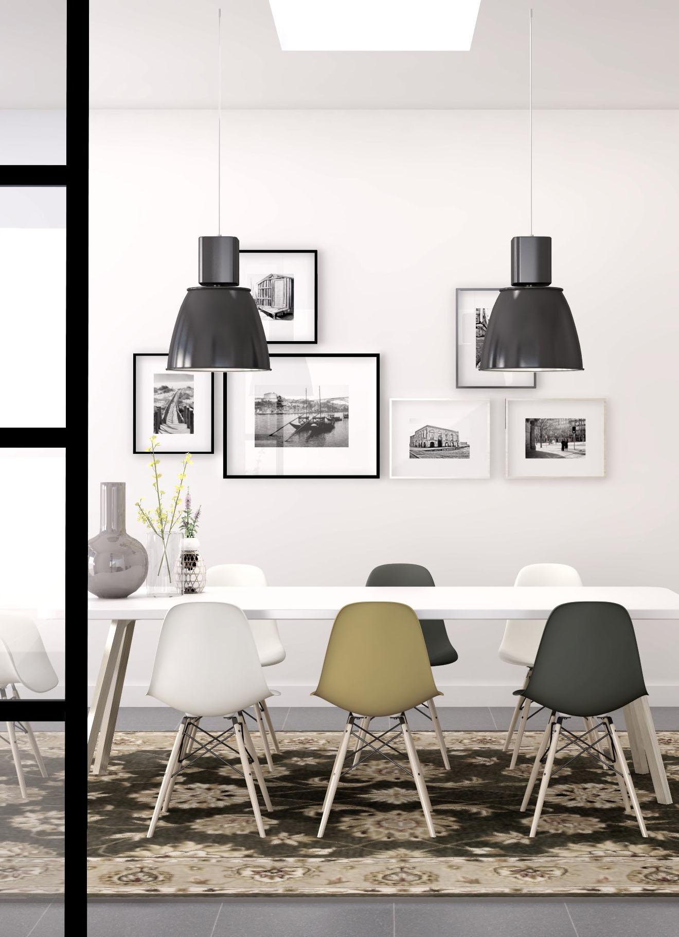 家具 色違いで椅子を並べる